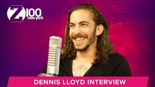 Dennis Lloyd Talks His Break From Music To Join The Navy