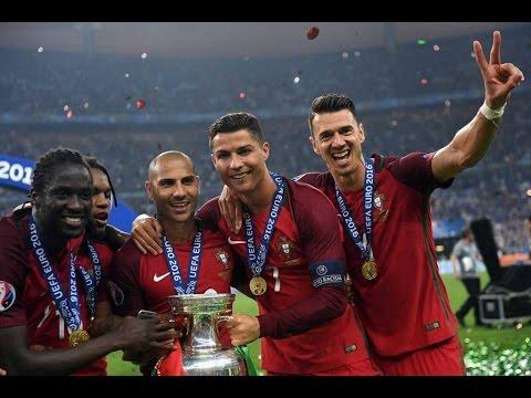 Portugal Campeão Da Eurocopa - Mesa Redonda (10/07/2016)