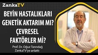 Prof. Dr. Esat Eşkazan, saranın ortaya çıkmasında genetik faktörlerin etkisini anlattı....