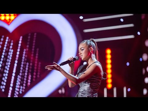 """Olivia Garcia performs """"Freedom Hearts"""" - Eurovision 2017: You Decide - BBC Two"""