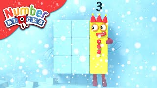 Numberblocks - What Shape am I? | Learn to Count
