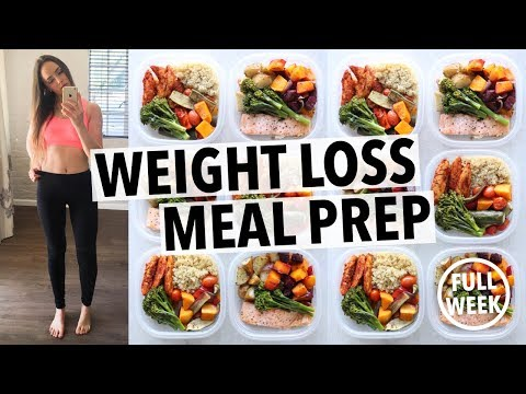 weight-loss-meal-prep-for-women-(1-week-in-1-hour)