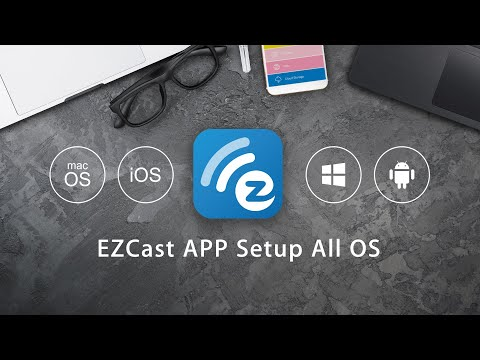 Do you know all the EZCast app settings for your dongles - EZCast