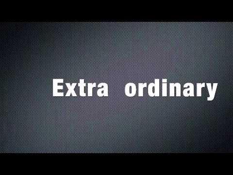 Extraordinary - Pippin 2013 Broadway cast