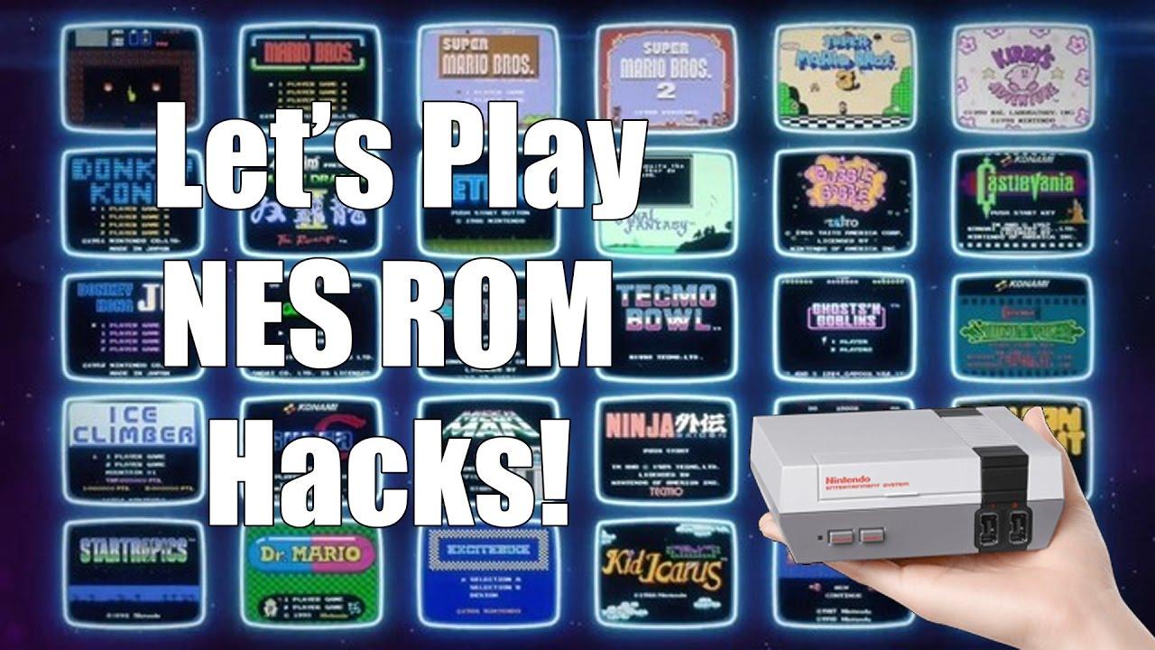 nes classic rom games