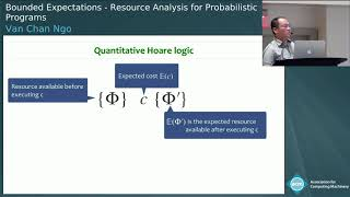 Bounded Expectations: Resource Analysis for Probabilistic Programs