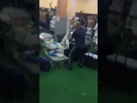 Argentina Dressing Room Showed Love And Respect To Messi After Ecuador Game