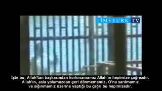 Muhammed Mursinin Idamdam önceki Son Konuşması