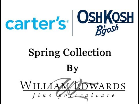 William Edwards Presents Carters Spring Collection