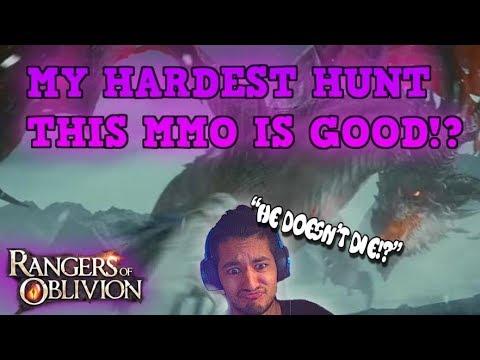 Monster Hunter For Mobile!? - Rangers of Oblivion thumbnail