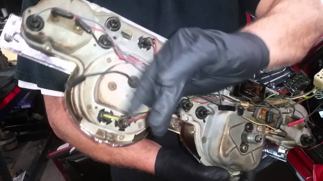 small resolution of tach wiring bill s 1968 hertz shelby gt350 mustang fastback day 39 part 1