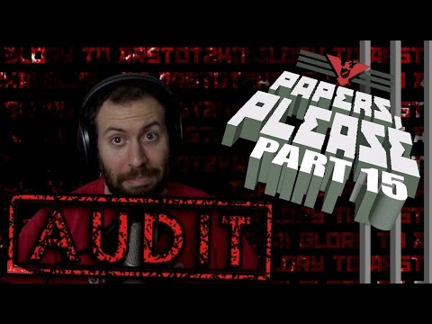 PANIC TIME | Papers, Please Part 15