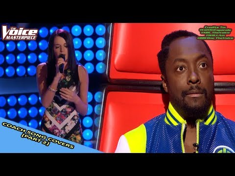 COACH SONG COVERS IN THE VOICE PART 2