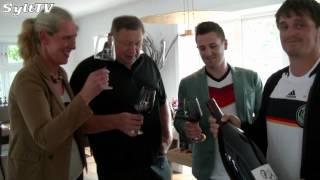 Gambar cover Butcherei in Keitum auf Sylt leckere Weine zum Grillfleisch vorgestellt