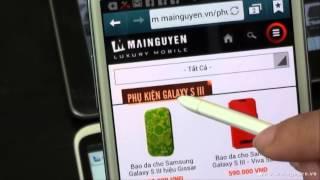 gioi thieu website mainguyenvn phien ban mobile - wwwmainguyenvn