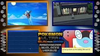 HAU RETURNS | Pokemon USUM Randomizer Nuzlocke Versus | Ep  11