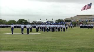 Air Force Basic Military Training BMT Graduation Parade July