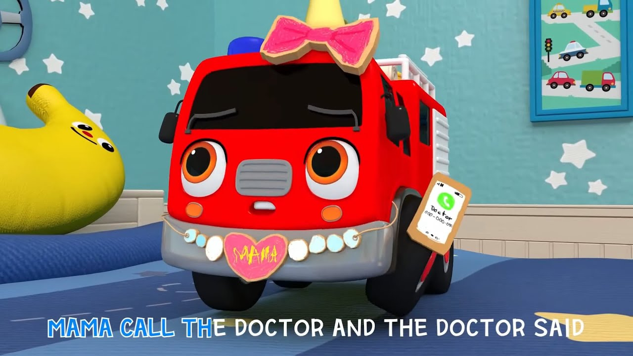 Download Learn Safety Song with Five Little Monkeys Jumping On The Bed - Nursery Rhymes & ToyMonster