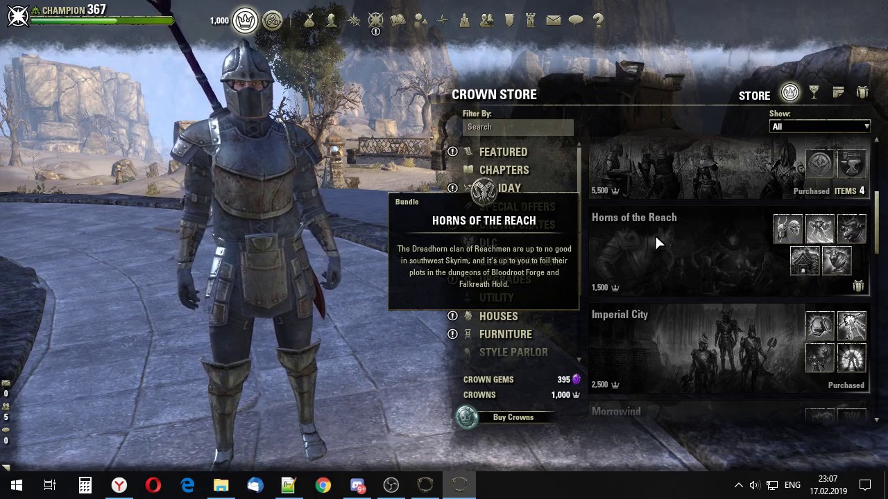 How to buy TESO DLC for gold