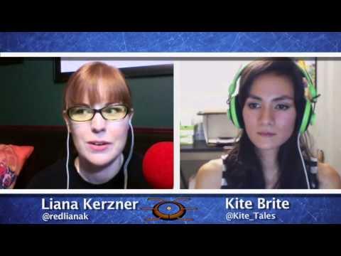 Dialogue Options - Liana K talks to Kite Tales @Kite_Tales