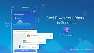 DU Phone Cooler & Cool Master