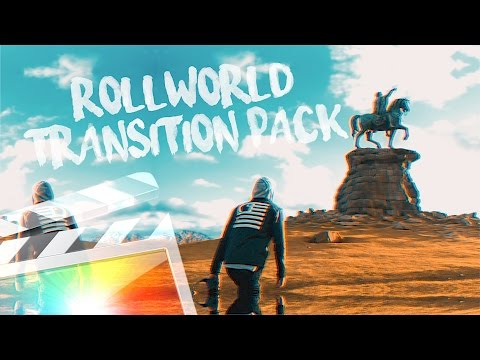 Rollworld Transition Pack - Free Download - Final Cut Pro X