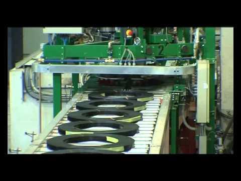 Производство стальной ленты