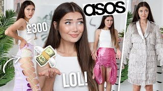 I BOUGHT THE WEIRDEST CLOTHING ITEMS ON ASOS... WHO MADE THESE!?