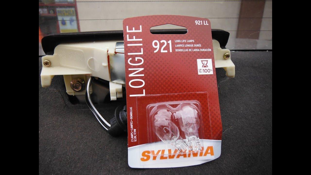 Toyota corolla brake light replacement