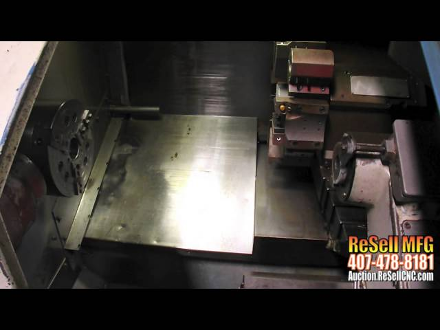 Lot 10 Mazak QT15N CNC Lathe - Meadows Machine CNC Machinery Online Liquidation - ReSell MFG Travel Video
