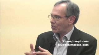 Shane Joseph discusses his book Paradise Revisited