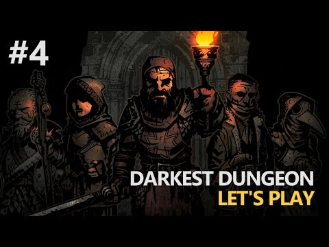 Darkest Dungeon - Let's Play (No Torch) - Ep 4 [Turning it Around]