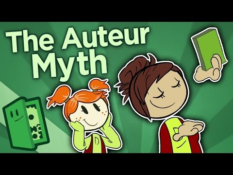 The Auteur Myth - Lone Visionaries... and Their Teams - Extra Credits