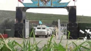 HUT KAVALERI TNI-AD SATGAS YONMEK 23I LEBANON
