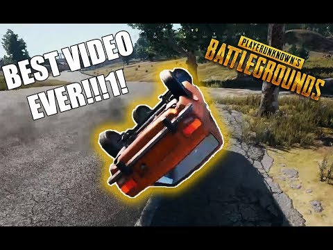 The Best PUBG Video You Will Ever See Guaranteed - BATTLEGROUNDS