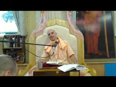 Шримад Бхагаватам 3.21.55 - Мадана Мохан прабху
