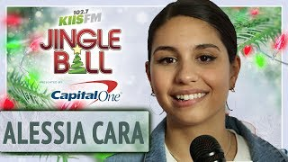 Alessia Cara Talks About Her New Album #KIISJingleBall
