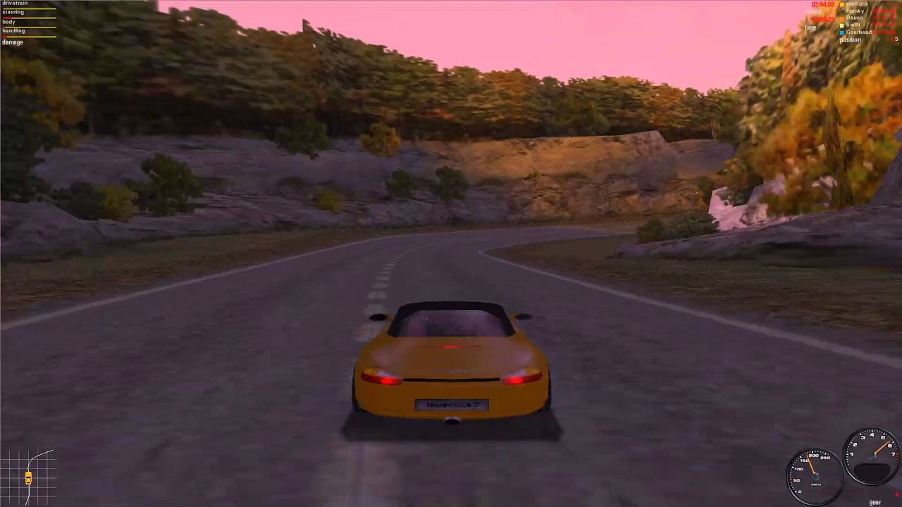 need for speed: porsche unleashed 2000