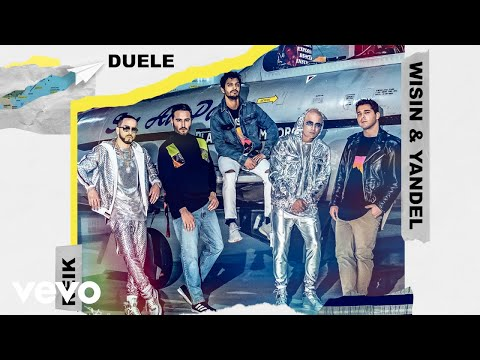 Reik, Wisin & Yandel - Duele (Cover Audio)