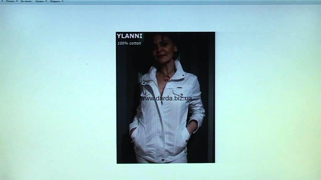 f7a92a89 Ylanni| коллекция женской одежды из 100% хлопка - YouTube