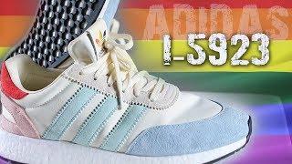 timeless design a31f2 b80b4 Adidas I 5923 PRIDE review!