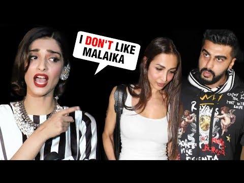 SHOCKING Sonam Kapoor AGAINST Arjun Kapoor - Malaika Arora Relationship Mp3