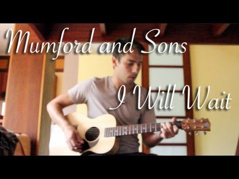 Mumford And Sons I Will Wait Acoustic Cover Youtube