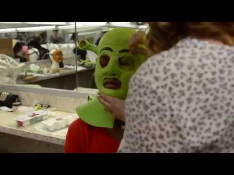 Becoming Shrek and other Fairy Tale creatures