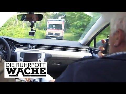 Krankenwagen geklaut: Ein tragisches Schicksal | Die Ruhrpottwache | SAT.1 TV