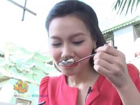 Bún ốc Hồ Tây - Vui Sống Mỗi Ngày [VTV3 -- 07.12.2012]