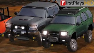 4x4 EVO 2 (2001) - PC Gameplay / Win 10
