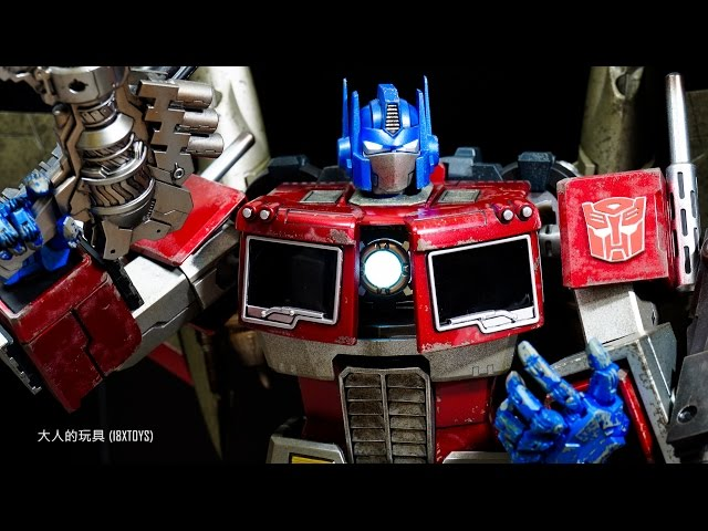 Hot Toys / TF001 ???? G1 ??? (????)  ??