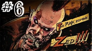 Lollipop Chainsaw - ZED, THE PUNK ZOMBIE BOSS! - Gameplay Walkthrough - Part 6 [Stage 1 Ending]