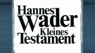 Hannes Wader - Der Putsch (Tankerkönig 2.Teil)